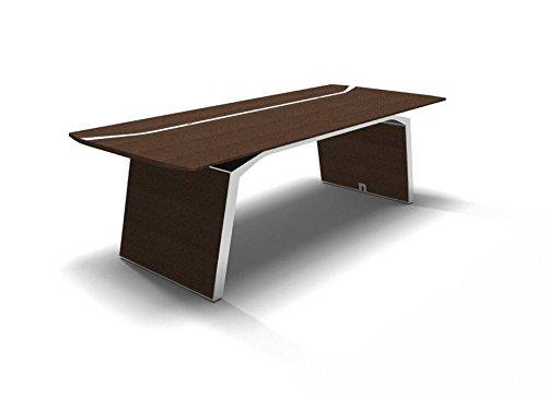 Luxus Schreibtisch Metar, Design Büromöbel, Chefschreibtisch, Chefbüro, italienische Designermöbel