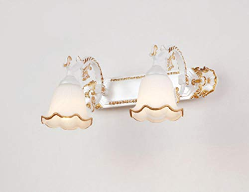 A_2_lights Led-wandlamp, voor badkamer, kast, spiegel, lamp, kaptafel, wanddecoratie, waterdicht, kapperslamp