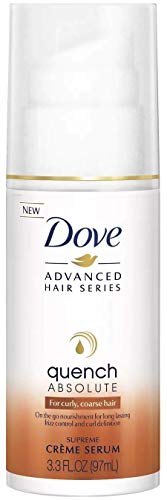 Dove Supreme Crème Serum, Absolute Curls 3.3 oz