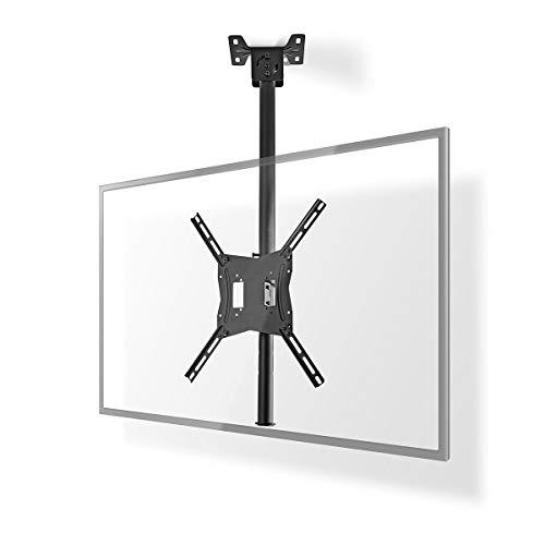 Nedis - Draai- en Kantelbare TV-Plafondbeugel - 26-42