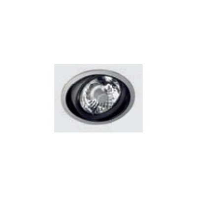 Leds-c4 cardex c - Downlight orientable cardex-c qr-111 15w blanco