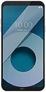 LG Q6 Full Vision Dual Sim - 32GB, 3GB, 4G LTE, Ice Platinum (Blue - lg-Q6)