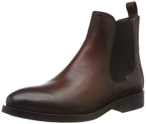 Tamaris Damen 1-1-25087-23 Chelsea Boots, Braun (Cafe 361), 40 EU