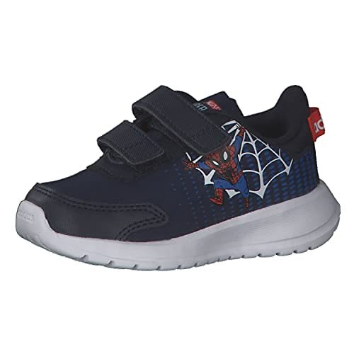 adidas TENSAUR Run I, Zapatillas de Running, Tinley/FTWBLA/Azul, 25 EU