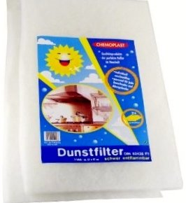 2 Stück Dunstabzugsfilter, Dunstfilter, Dunst Abzugs Filter, Filtermatte, Abzugshaube 47 x 57cm