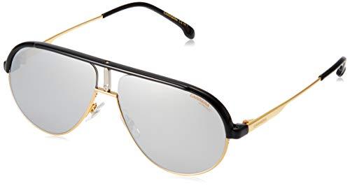 Carrera Sport 1017/S Gafas, GOLD BLACK/GY GRIGIO, 62 Adultos Unisex