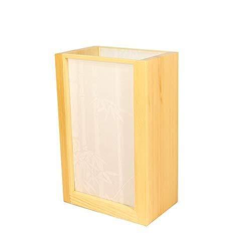 Tafellamp lamp wit hout kamer snijden type materiaal licht van Japanse kunst kleur creatieve houten tafel hotel bedside Koreaanse feest decoratie een op maat toepasbare ruimte Otherscotch decoratieve verlichting