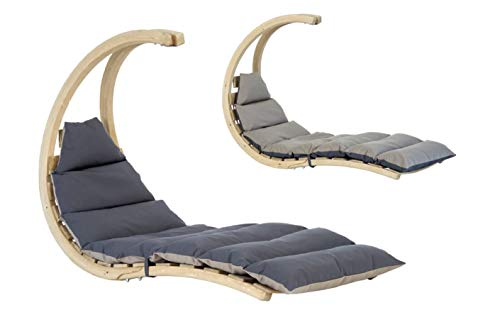 Amazonas Hangstoel Swing Lounger Antraciet