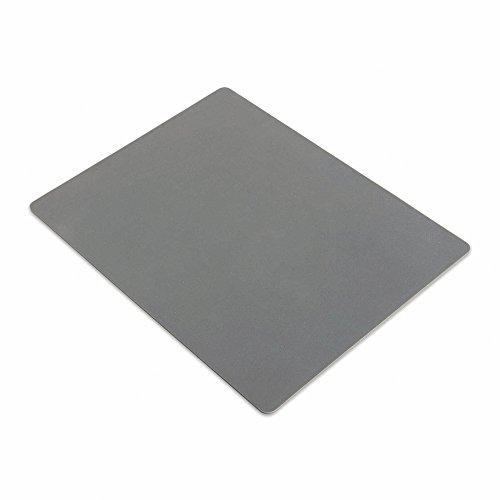 Rayher Sizzix-Tappetino in Gomma per goffratura, 18,7 x 14,7 cm, Confezione da 1 Pezzo, Grigio, 22.400000000000002 x 16 x 0.2 cm