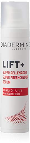 Diadermine Lift + Sérum Super Rellenador, 40ml, Acción de relleno de arrugas, para pieles maduras