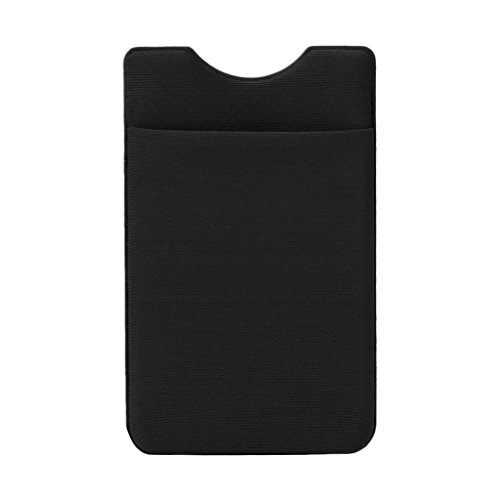 peng elastisch kleefmiddel sticker mobiele telefoon portemonnee hoesje credit ID kaart houder zak