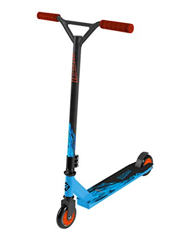 Street Surfing Kick Scooter Trickster Glaciar. Lightweight. Premium Wheels, Stunt Scooters for Kids Age 5-12. Ideal Scooters for Boys and Girls.