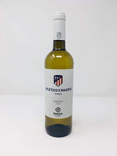 Vino Verdejo Atlético de Madrid, 6 botellas 75cl ( califido con 90 PARKER)