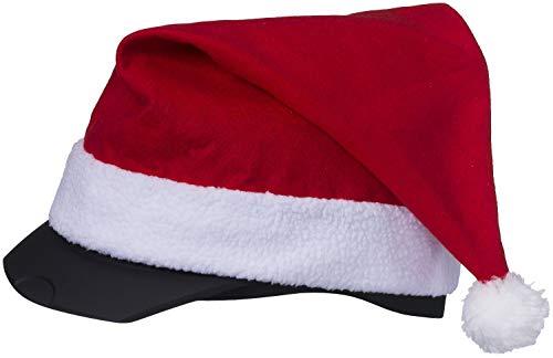 JTI Santa Helmet/Hat Cover Red OSFM