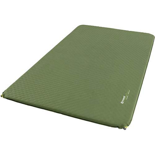 Outwell Unisex Traumfänger-Schlafmatte, selbstaufblasend, Mehrfarbig, Doppelbett, 7,5 cm