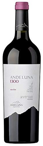 Andeluna Merlot 1300 2018 Argentinien Rotwein trocken (1 x 0.75 l)
