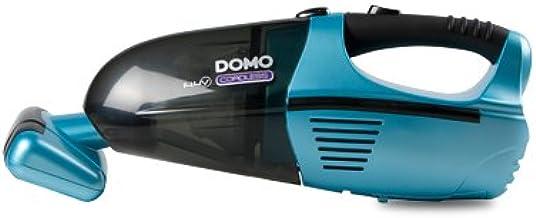 Domo DO211S Handstofzuiger met gemotoriseerde XL rolborstel, draadloze stofzuiger voor dierenharen, pluizen of kruimels
