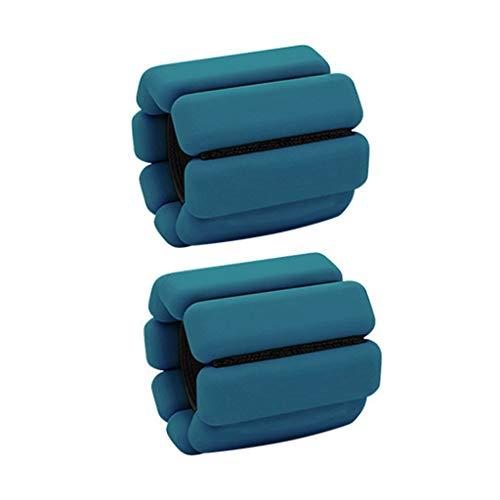 Senoow - Pulsera de peso para yoga, deportes, fitness, energía, con soporte de peso