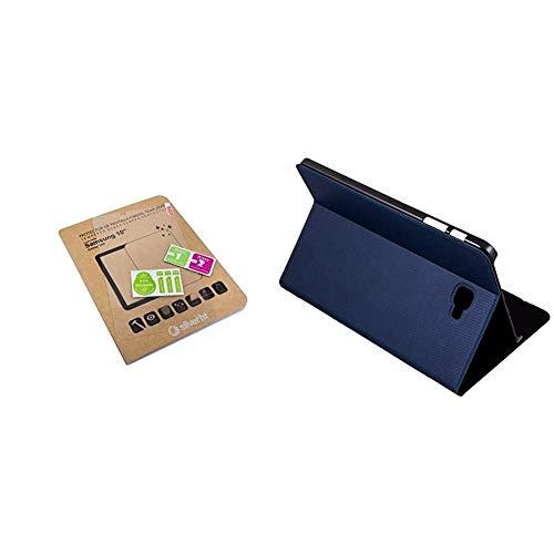 Silver HT - Pack Funda para Samsung Galaxy Tab A de 10.1