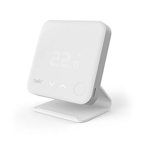 tado° Standfuß – Zusatzprodukt für tado° Smartes Thermostat (Funk), Funk-Temperatursensor und Smarte Klimaanlagen-Steuerung