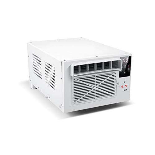 4 in 1 Condizionatore Portatile Studente con zanzariera, Riscaldamento e Raffreddamento, Intelligente Inverter condizionatore deumidificatore, Telecomando Silenzioso Schermo LED