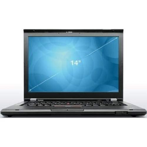 Lenovo ThinkPad T430 i5-3320M 2.6GHz 8GB RAM, 256GB SSD DVDRW 14.1 WXGA++ 1600x900 Webcam Windows 10 Pro 64 bit WiFi Grade A  (Renewed)