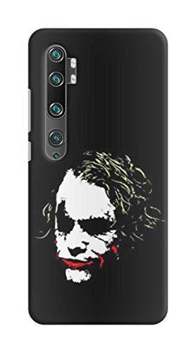 Batman Joker 3D Printed Redmi Note 10 Pro Cover for Boys Attitude