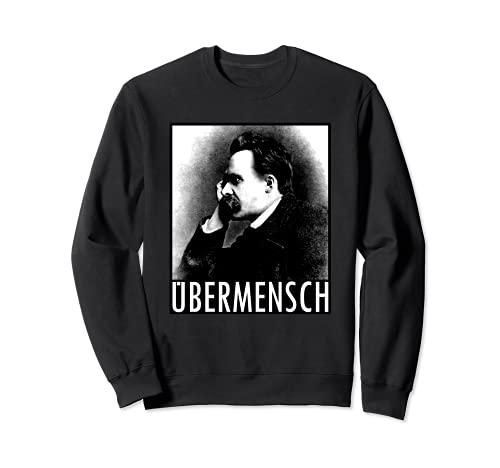 Friedrich Nietzsche | Excepcional | Filosofía | Dios muertos Sudadera