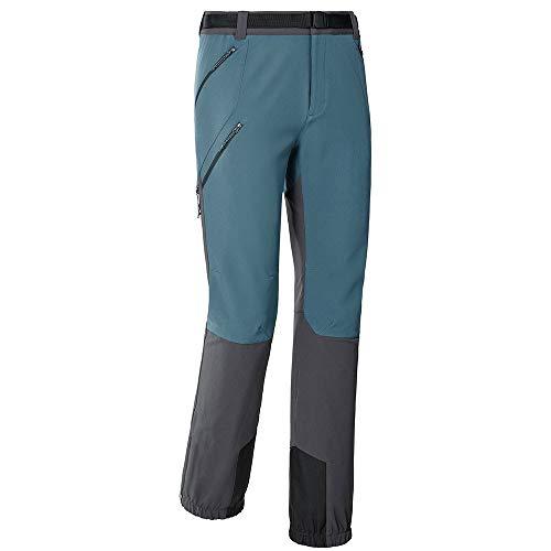 Lafuma - Pantalon Softshell Eiger Gris Homme - Homme - Taille 46 - Gris