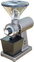 Urbanic 070 Electric Coffee Grinder (110~220v) / flat Titanium burr 60mm / 20 steps can be set (Grey) / (Made in Korea)