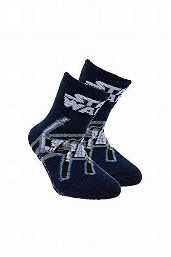 Suncity Calcetines antideslizantes azul oscuro Star Wars 31/34