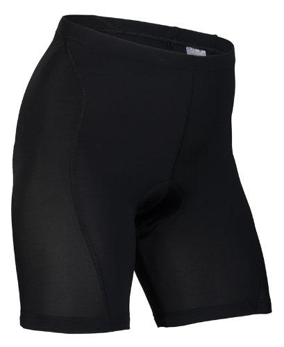 Cannondale Damen Radhose Womens Classic Shorts, schwarz, L, 1F221L/BLK