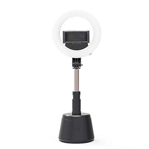 SHENGYANG lamp with bracket, LED lamp with mobile phone holder and mini ring lamp, suitable for live broadcast/makeup/photography/video