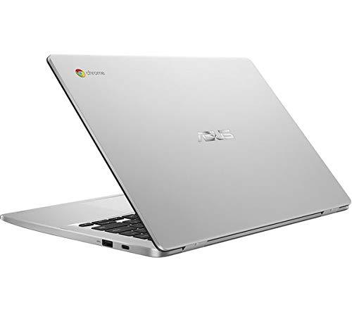 ASUS Chromebook C423NA 14 Chromebook (Intel Celeron N3350 Processor, 32GB eMMC Storage, 8 GB RAM, Chrome OS)