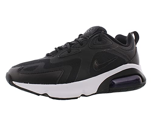 Nike Zapatillas de running para mujer, (negro/negro-blanco), 40.5 EU