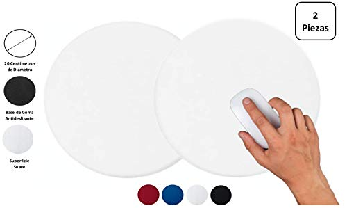 mouse pad blanca fabricante GlobalUP