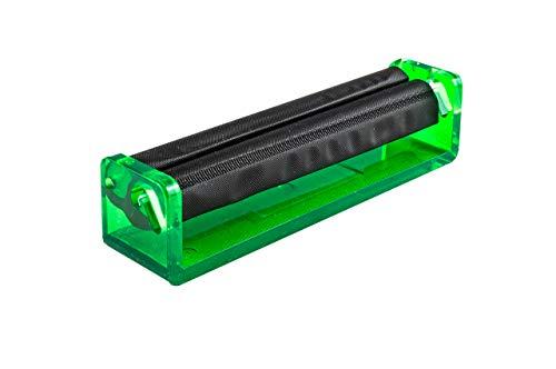 Weedness Máquina de enrrollar de Tamaño Cigarros - Rolling Machine 110 mm Long Paper King Size cigarrillos Tabacco Maquina Papel de Fumar Largo Maquina para