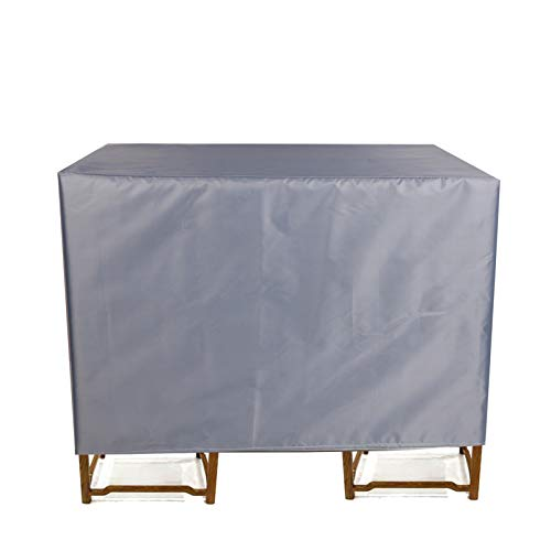 BAILR Funda Muebles Jardin Impermeable 170×94×71cm, Cubierta de Muebles de Exterior, Lona para Muebles de Jardin, 420D Oxford, Anti-UV, Resitente al Polvo