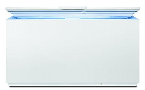 Electrolux EC5231AOW Autonome Coffre 495L A+ Blanc congélateur - Congélateurs (Coffre, 495 L, 22,5 kg/24h, SN-T, A+, Blanc)