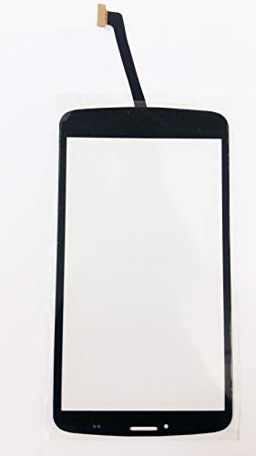 ABshara Touch Screen Digitizer Panel Compatible for HP 7 Voice Tab (Black)