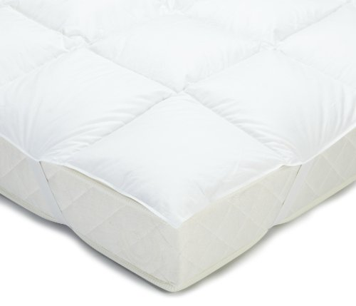 Premium de luxe 975.97.012 Mattress Topper, 120 x 200 cm, 5 x 8 Karos, 1.280 gr.