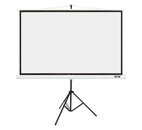 Acer T82-W01MW 82.5-Inch Projection Screen - White
