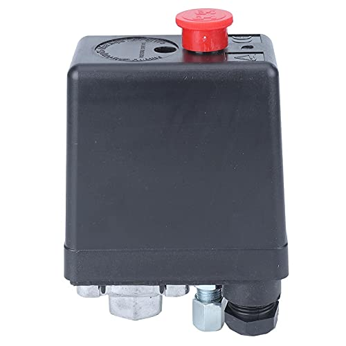 Compresor de aire, válvula reguladora manual de la energía de la reserva del hilo G1 / 4 para la industria