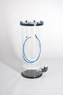 Marine Source de calcium Réacteur et Add On Chambre/Media pour réservoirs Poissons d'aquarium marin