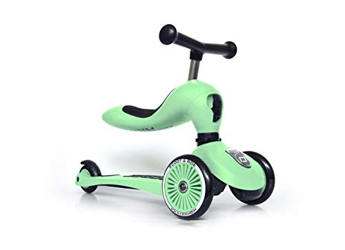 Scoot & Ride 2in1 Balance Bike Scooter