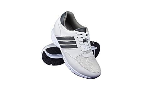 Zerimar Zapatos con Alzas Hombre| Zapatos Deportivos con Alzas Que Aumenta su Altura + 8 cm| Zapatillas Hombre de Vestir| Zapatos Hombre Casuales