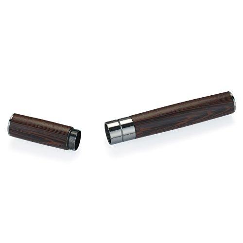 Woodturning Kit for Gunmetal Cigar Tube Kit