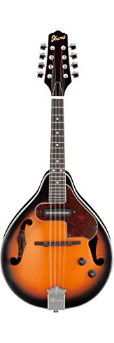 Ibanez M510E-BS Mandoline mit (pickup) Tonabnehmer in Brown Sunburst