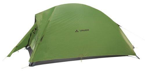 VAUDE 2 Person Tent Hogan UL Argon 1 Green green Size:260 x 105 x 95 cm by Vaude