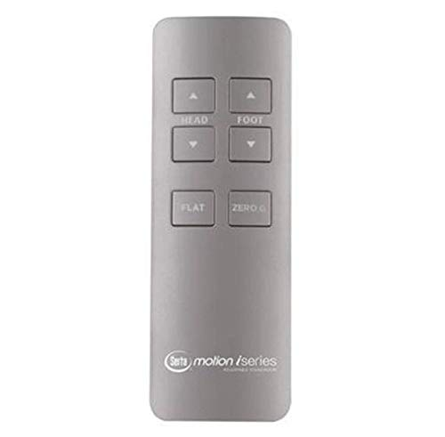 New Serta Motion Essentials/iSeries Replacement Remote Control for Adjustable Beds